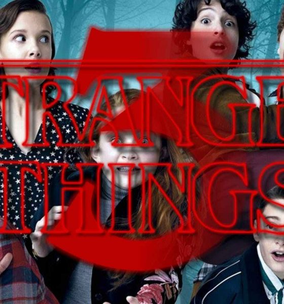 StrangerThings stagione 3