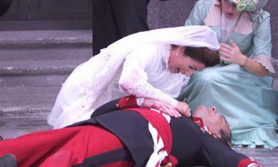 Arturo Valverde muore alle sue nozze/ Una Vita