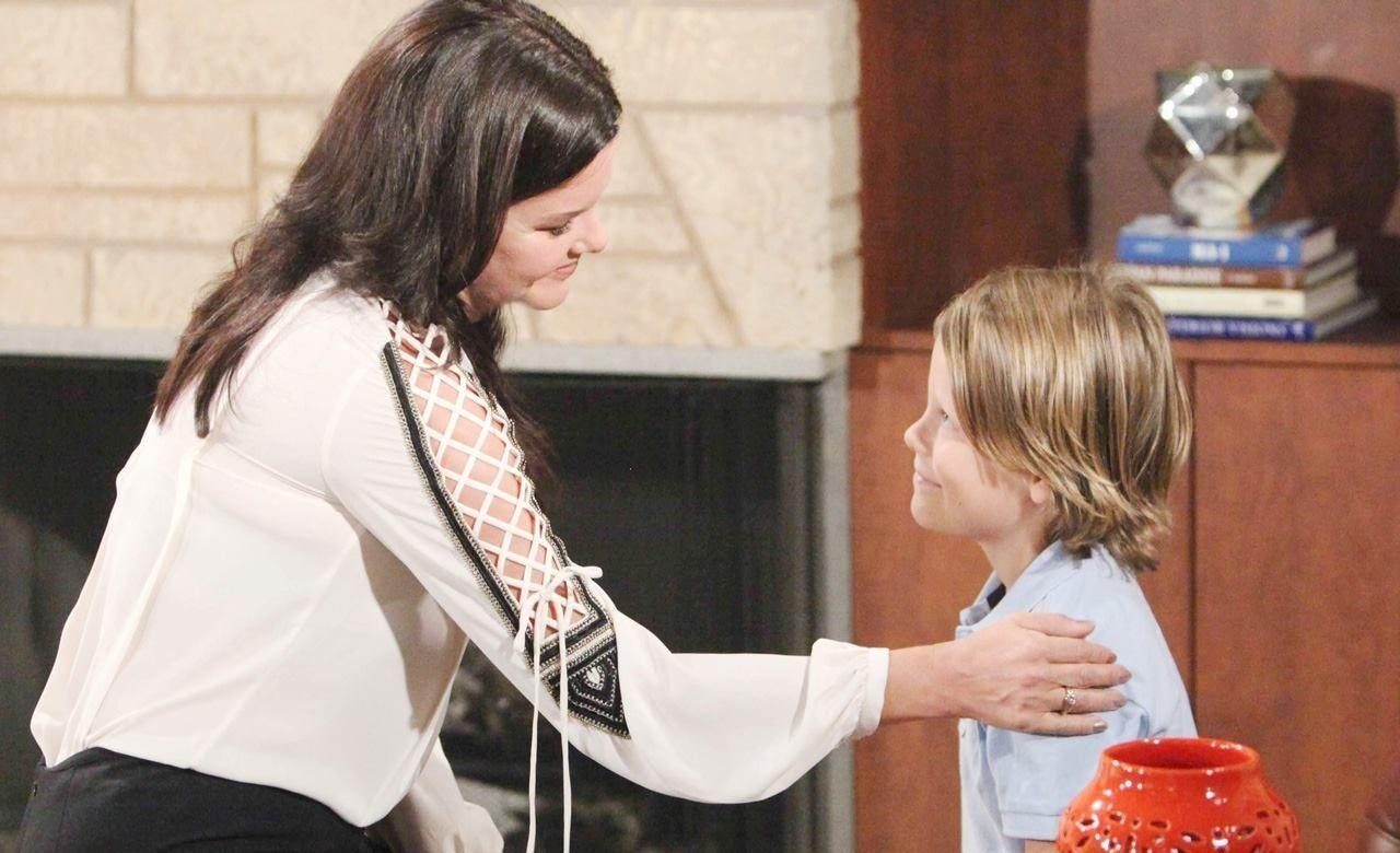 Katie perderà l'affido del figlio?