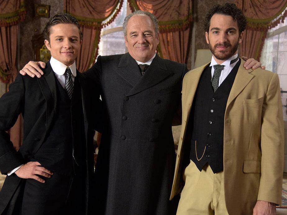 Jaime, Samuel e Diego Alday / Una Vita
