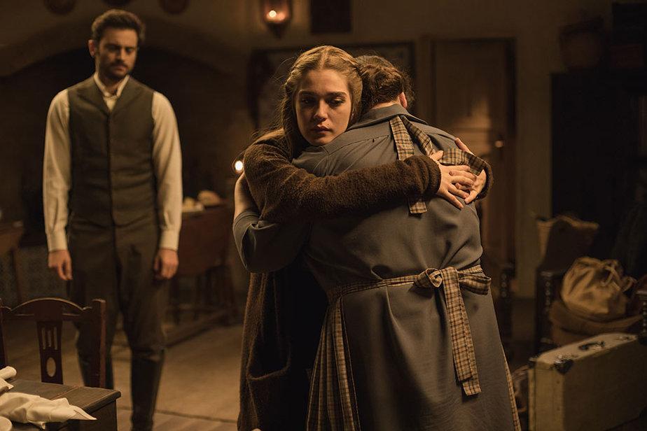Il Segreto - Julieta, Saul e Consuelo