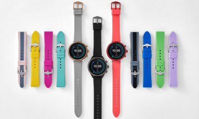 sport smartwatch fossil