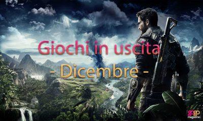 giochi in uscita dicembre 2018