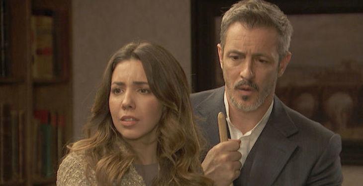 Il Segreto - Alfonso e Emilia