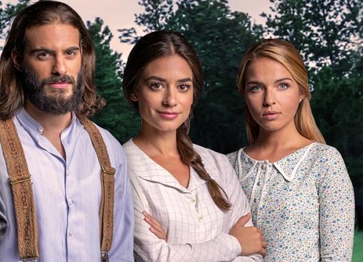 Elsa, Isaac e Antolina / Il Segreto