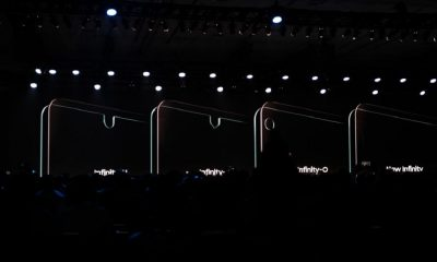 infinity o samsung display