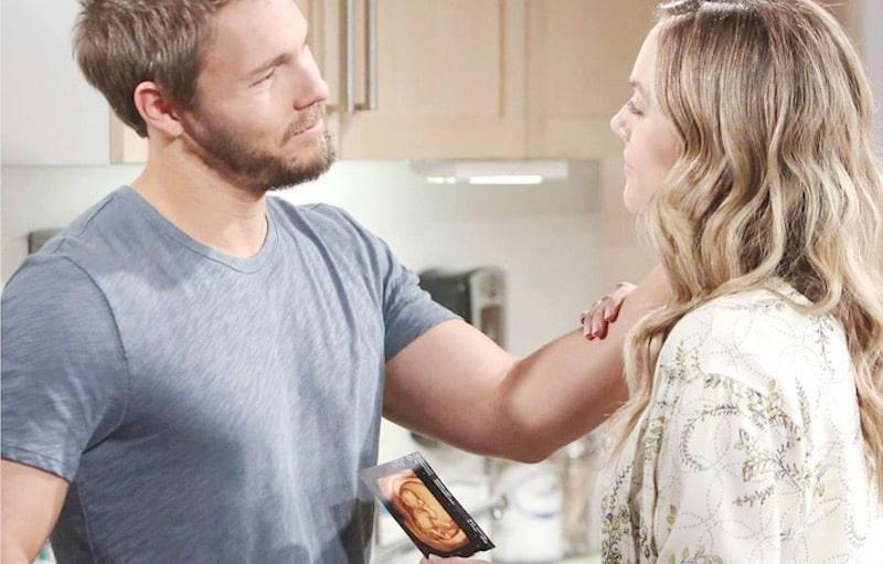Beautiful: Hope incinta di Liam