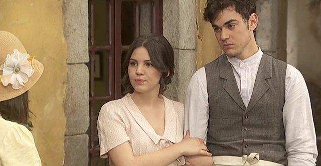 Il Segreto - Matias e Marcela