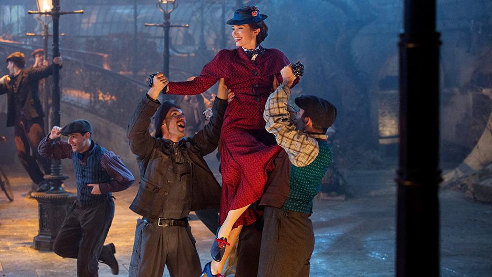Il ritorno di Mary Poppins Emily Blunt Disney