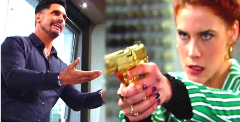 Beautiful, anticipazioni novembre: Sally spara a Bill Spencer