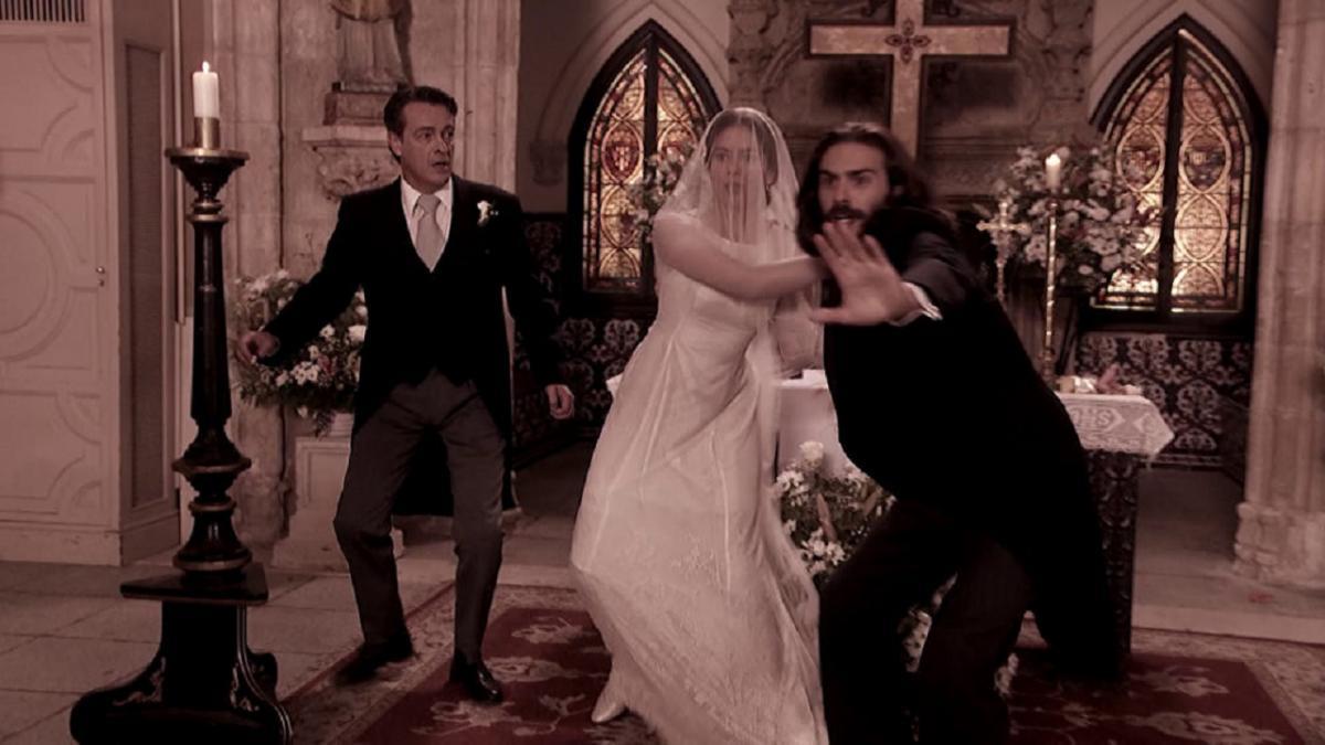 Il matrimonio di Isaac e Elsa / Il Segreto