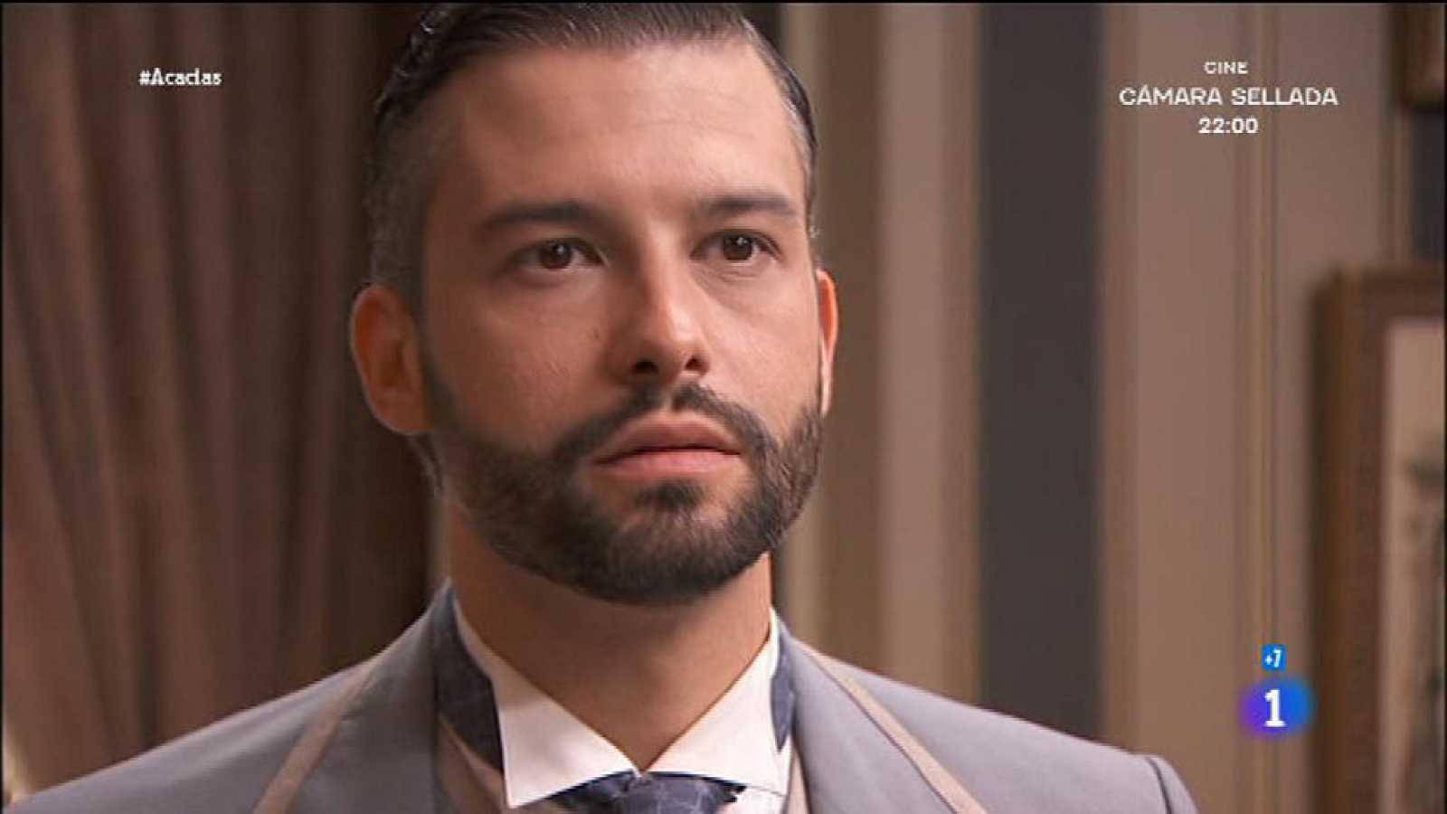 Una Vita, puntate 1-5 giugno: Ramon trova un impiego a Felipe