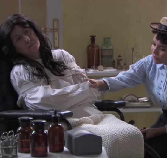 Una Vita, anticipazioni spagnole: Ursula viene rinchiusa in manicomio