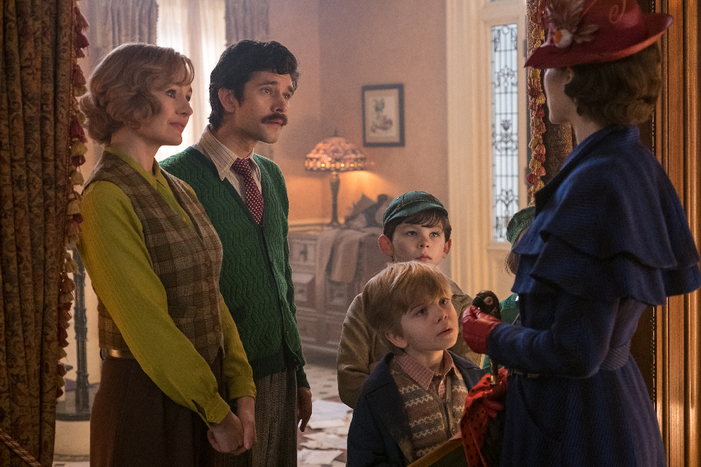 Il ritorno di Mary Poppins Disney