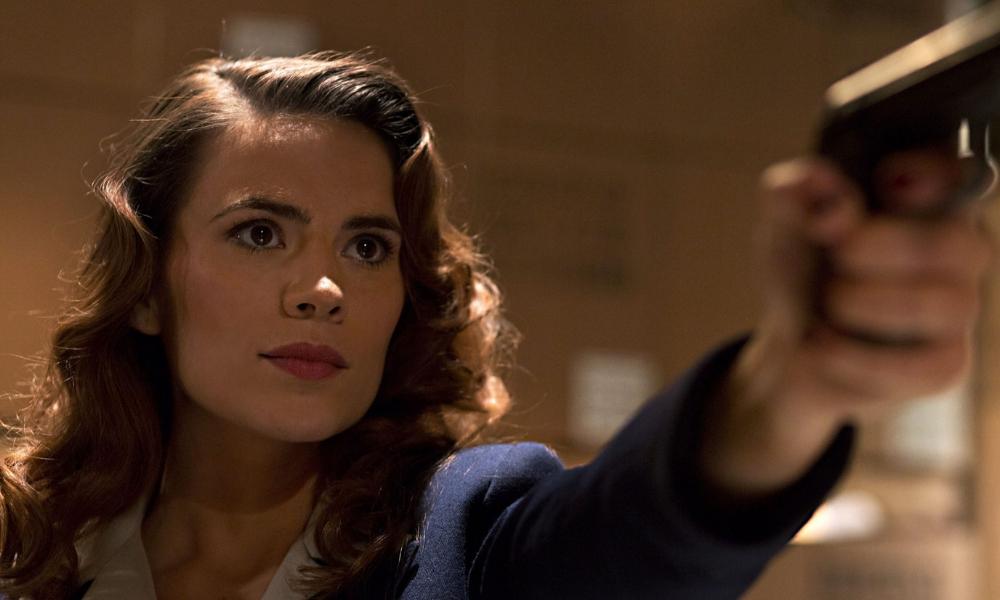 Prime Video Gennaio - Agent Carter