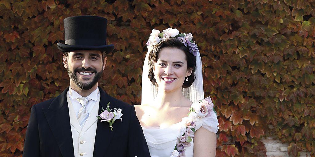 Maria Luisa e Victor sposi / Una Vita