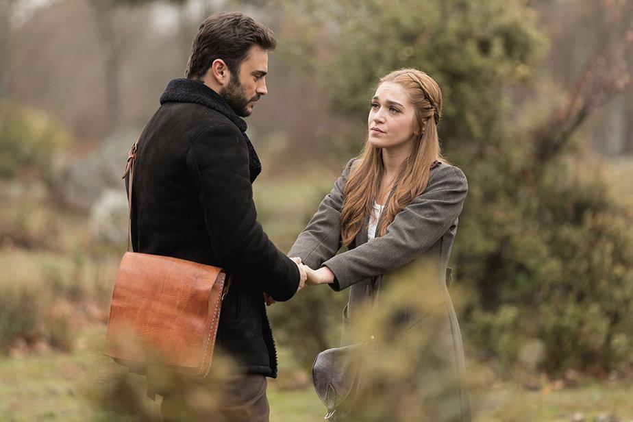 Julieta e Saul / Il Segreto