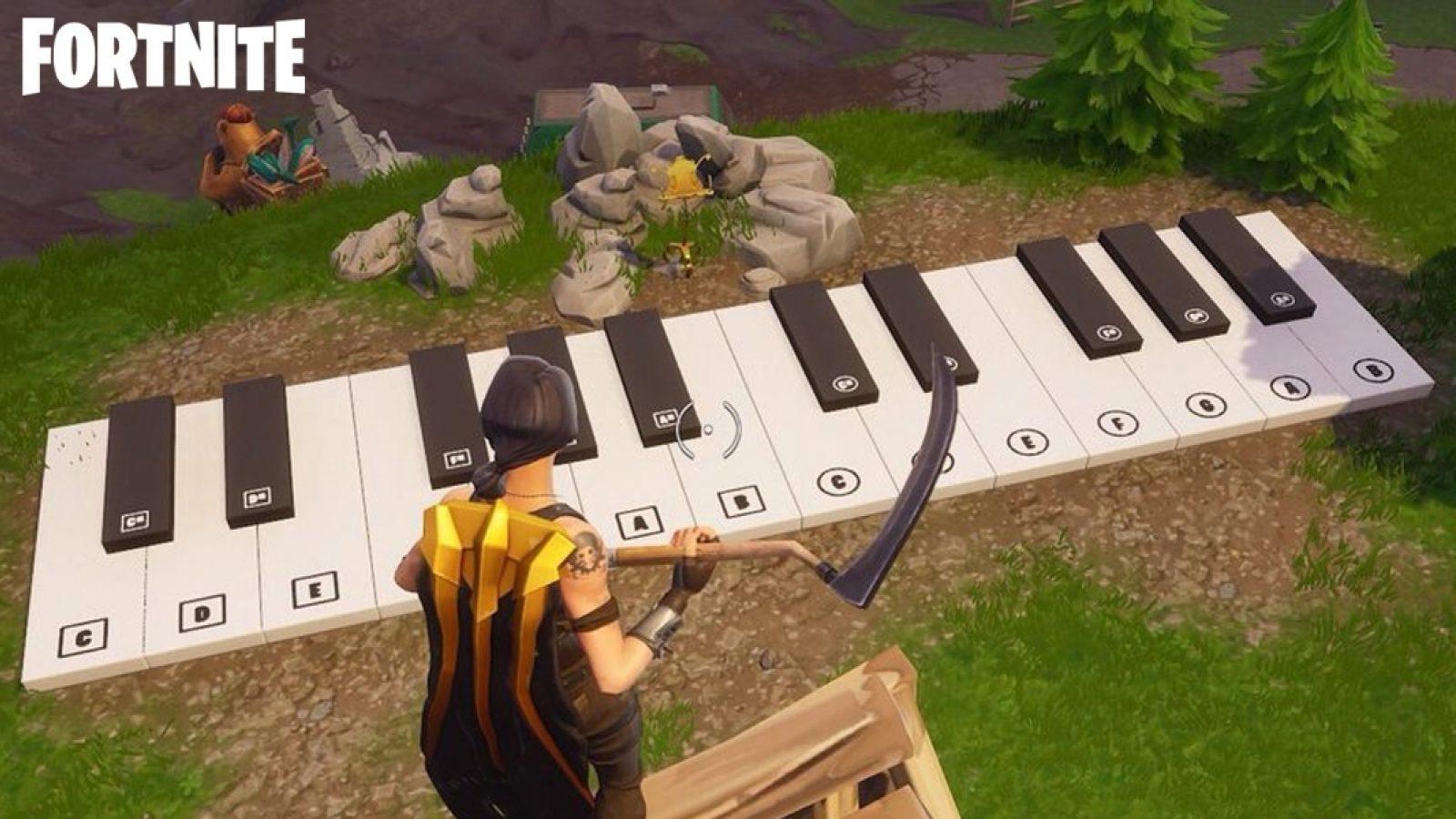 Suona la partitura ai pianoforti di Parco Pacifico e Rifugio Ritirato