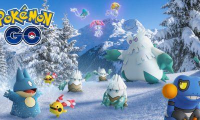 Pokémon go inverno
