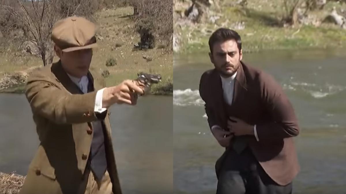 Prudencio uccide Saul / Il Segreto