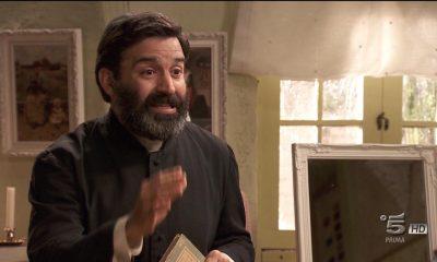 Il Segreto trama serale 18 dicembre: incidente comico per Don Berengario