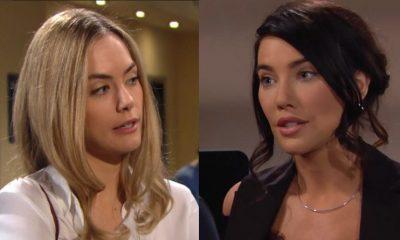 Beautiful, trame 3-8 febbraio: Hope ama Liam, Steffy cede al ricatto di Bill