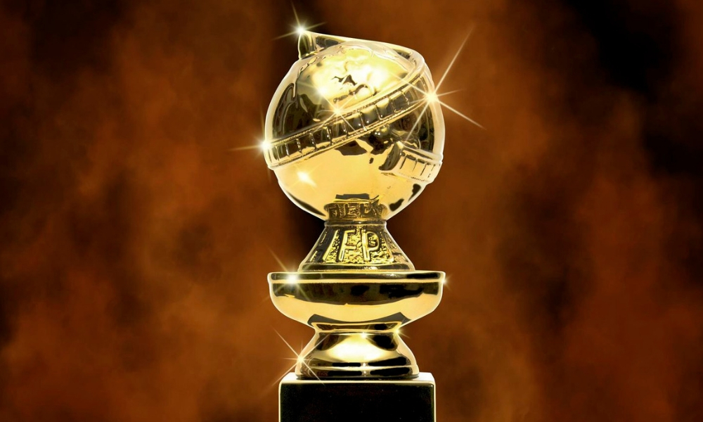 Golden Globes - Cover