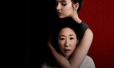 Killing Eve 3x02- Cover