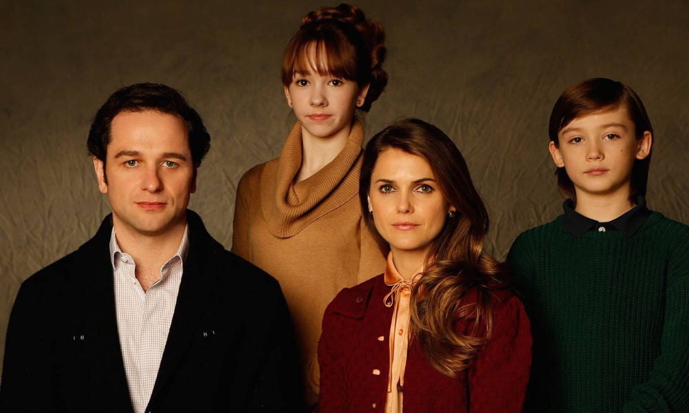 Golden Globes - The Americans