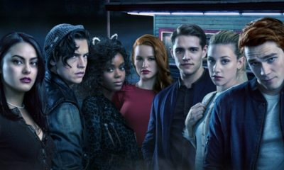 Riverdale 3x10 - Cover