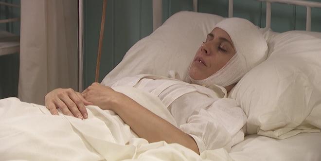 Il Segreto, anticipazioni al 1° febbraio: un proiettile colpisce alla testa Adela