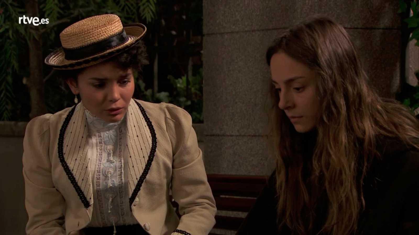 Una Vita, anticipazioni dal 27-01: Blanca scopre il passato terribile di Olga
