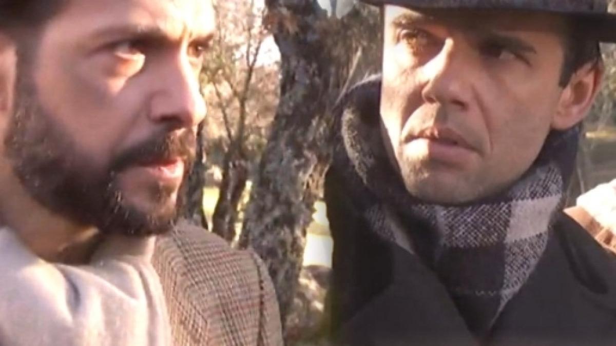 Il Segreto - Francisca giura vendetta contro Carmelo e Severo, l'arrivo di Juan Garcia Morales