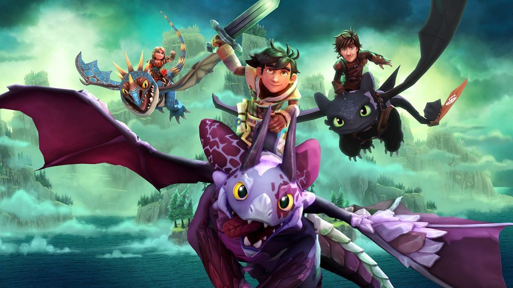 giochi in uscita dragons