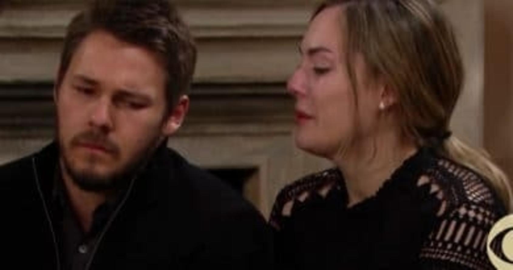 Beautiful: Il matrimonio di Hope e Liam entra in crisi