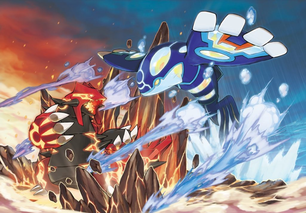 pokemon go groudon