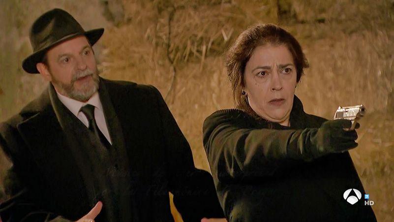 Il Segreto, anticipazioni spagnole: Donna Francisca torna a Puente Viejo