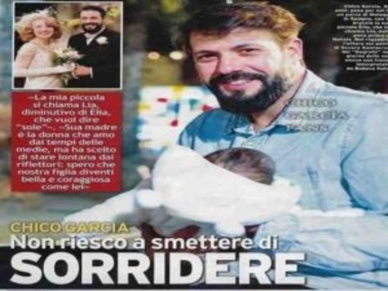 Severo de Il Segreto è diventato padre: nato il primo figlio di Chico Garcia