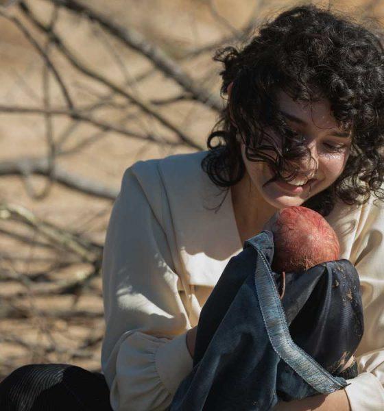 Una Vita, anticipazioni: Blanca fugge e dà alla luce un bambino morto