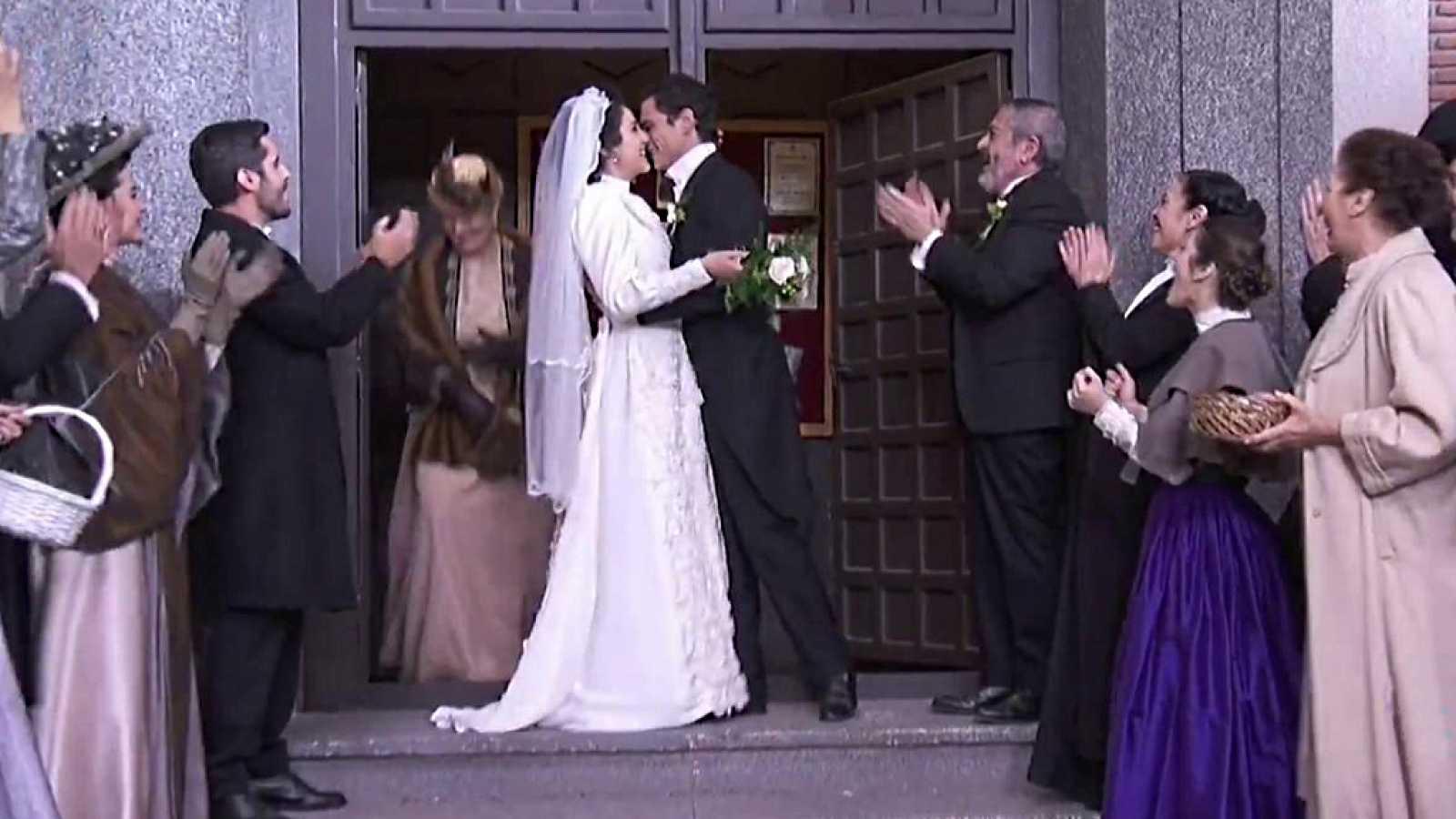Una Vita - Antonito sposa la domestica Lolita