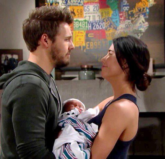 Beautiful trame: Steffy e Liam, ritorno di fiamma grazie a Phoebe?