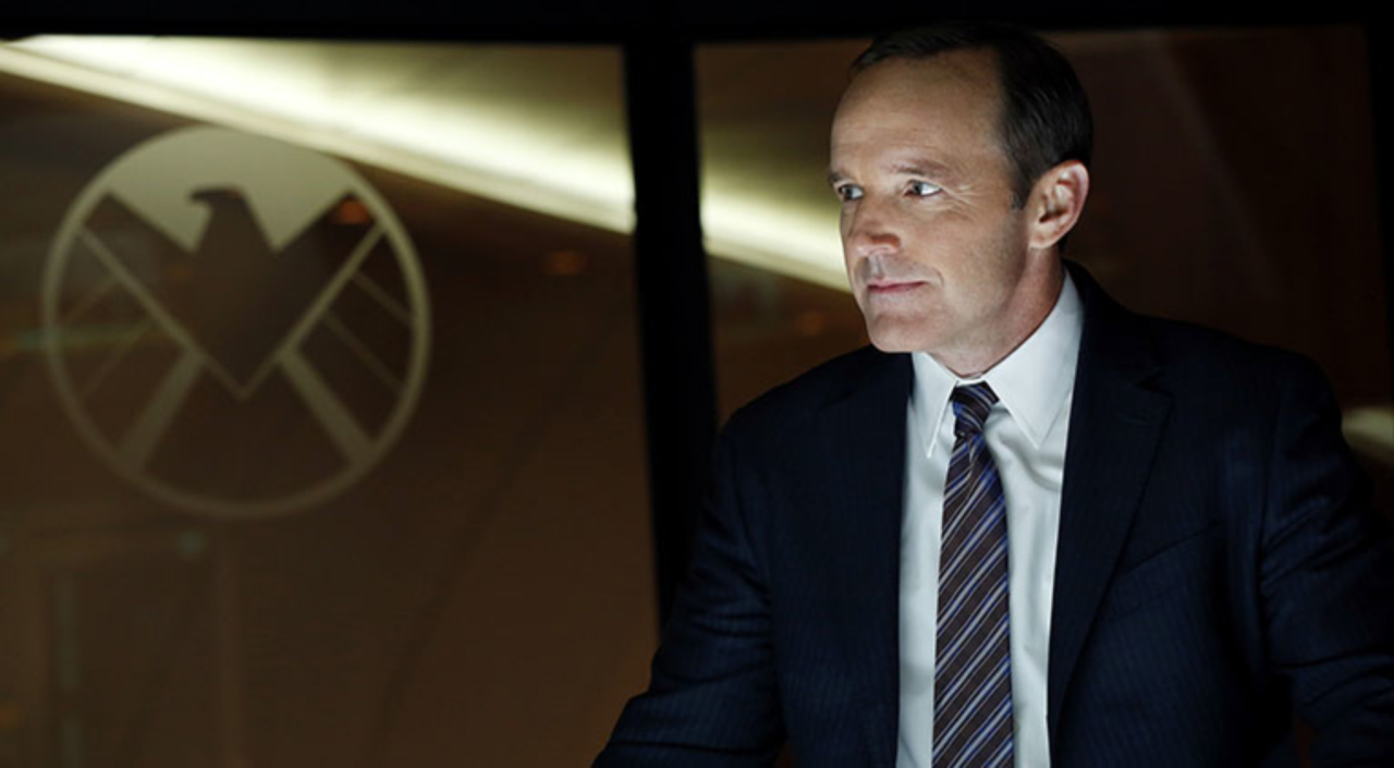 Agents of SHIELD - Clark Gregg