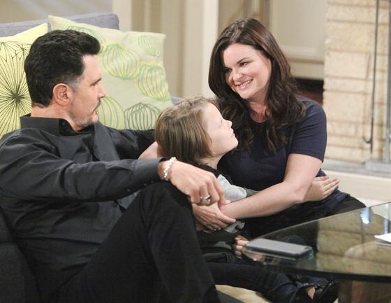 Beautiful, puntate 12-19 gennaio: Bill e Katie sempre più complici