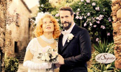 Il Segreto: Severo si sposa con Barbara D'Urso ma solo per finta