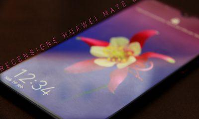 Huawei Mate 20 Recensione