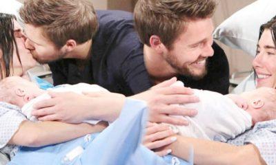 Beautiful, anticipazioni: Steffy partorisce Kelly e torna insieme a Liam