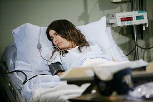Steffy in ospedale/ Beautiful