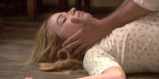 Il Segreto, anticipazioni: Antolina tenta il suicidio dopo il rifiuto di Isaac