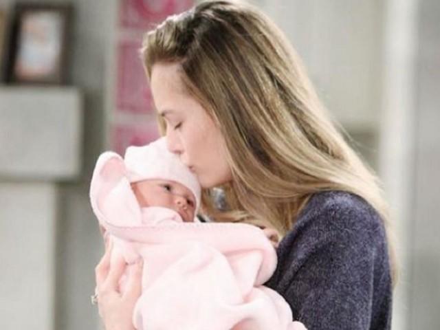Hope e la figlia di Steffy/ Beautiful