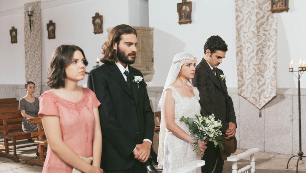 Le nozze di Isaac e Antolina/ Il Segreto